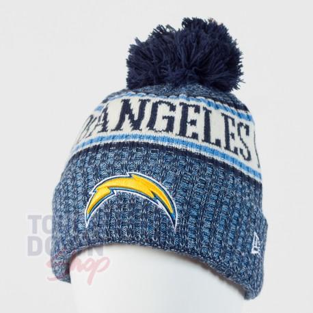 Bonnet Los Angeles Chargers NFL On Field 2018 sport New Era - Touchdown Shop