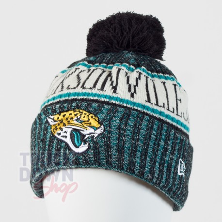 Bonnet Jacksonville Jaguars NFL On Field 2018 sport New Era - Touchdown Shop