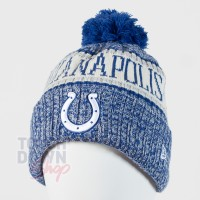 Bonnet Indianapolis Colts NFL On Field 2018 sport New Era - Touchdown Shop
