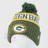 Bonnet Green Bay Packers NFL On Field 2018 sport New Era - Touchdown Shop