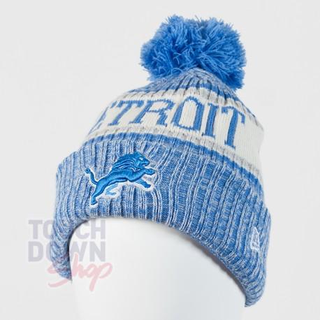 Bonnet Detroit Lions NFL On Field 2018 sport New Era - Touchdown Shop 134190a47de5