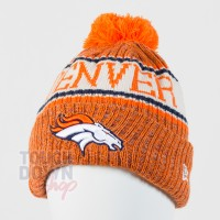 Bonnet Denver Broncos NFL On Field 2018 sport New Era - Touchdown Shop