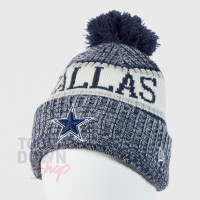 Bonnet Dallas Cowboys NFL On Field 2018 sport New Era - Touchdown Shop