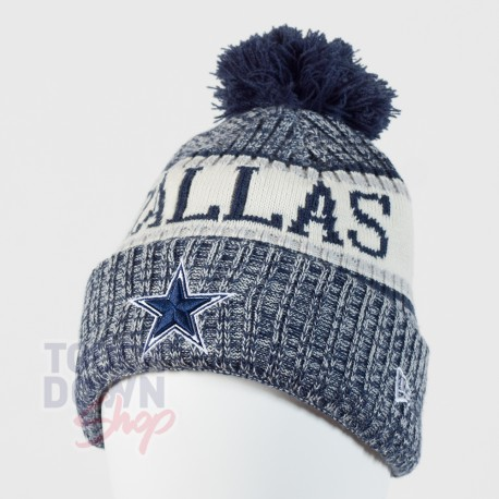 Bonnet Dallas Cowboys NFL On Field 2018 sport New Era - Touchdown Shop
