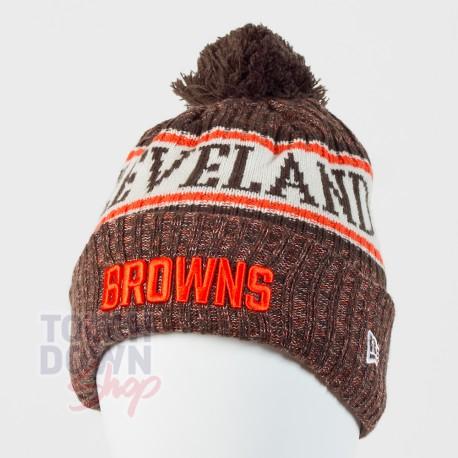 Bonnet Cleveland Browns NFL On Field 2018 sport New Era - Touchdown Shop 5323a9b1bfe4