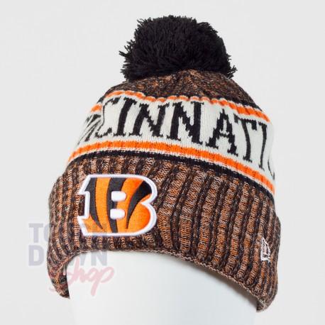 Bonnet Cincinnati Bengals NFL On Field 2018 sport New Era - Touchdown Shop