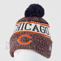 Bonnet Chicago Bears NFL On Field 2018 sport New Era - Touchdown Shop