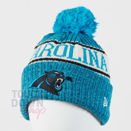 Bonnet Carolina Panthers NFL On Field 2018 sport New Era - Touchdown Shop