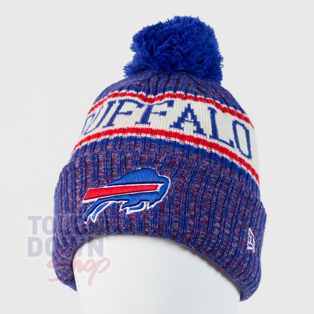 Bonnet Buffalo Bills NFL On Field 2018 sport New Era - Touchdown Shop