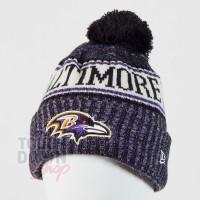 Bonnet Baltimore Ravens NFL On Field 2018 sport New Era - Touchdown Shop