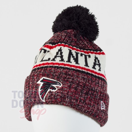 Bonnet Atlanta Falcons NFL On Field 2018 sport New Era - Touchdown Shop