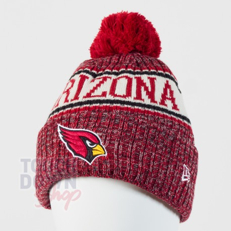 Bonnet Arizona Cardinals NFL On Field 2018 sport New Era - Touchdown Shop