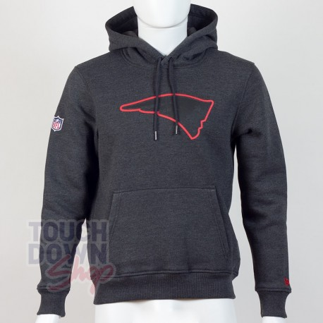 Sweat à capuche New England Patriots NFL fan pack New Era - Touchdown Shop