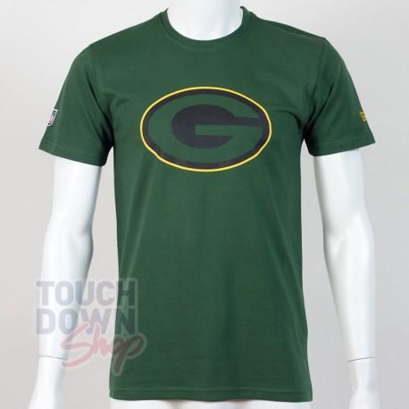 T-shirt Green Bay Packers NFL fan pack New Era - Touchdown Shop