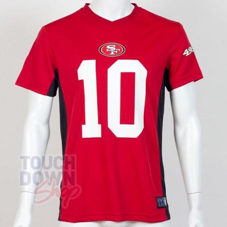 Jersey supporter Jimmy Garoppolo 10 San Francisco 49ers NFL Moro N&N 2019 - Touchdown Shop