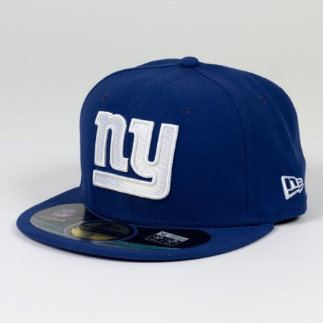 Casquette New Era 59FIFTY Fitted authentic on field NFL New York Giants - Touchdown shop
