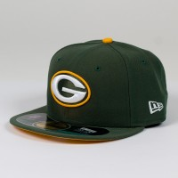 Casquette New Era 59FIFTY Fitted authentic on field NFL Green Bay Packers