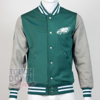 Veste Philadelphia Eagles NFL varsity New Era