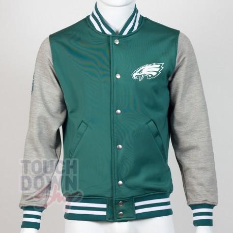 Veste Philadelphia Eagles NFL varsity New Era - Touchdown Shop