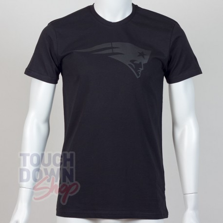 T-shirt New England Patriots NFL tonal black New Era - Touchdown Shop