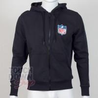 Sweat à capuche zippé NFL league New Era - Touchdown Shop