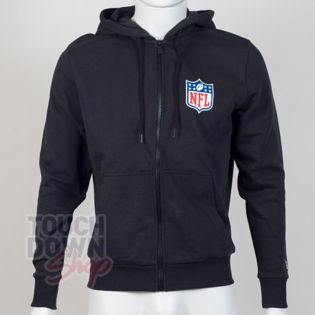 Sweat à capuche zippé NFL league New Era - Touchdown Shop