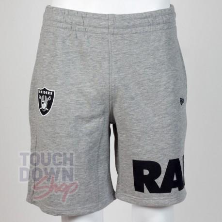 Short Oakland Raiders NFL wrap Around New Era - Touchdown Shop