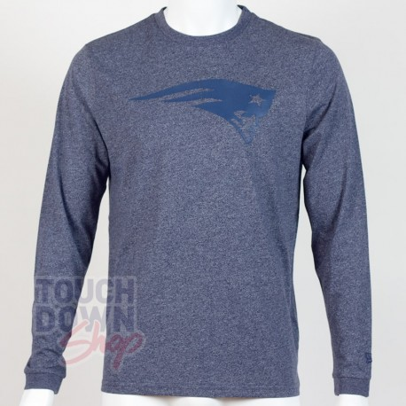 T-shirt à manches longues New England Patriots NFL tonal New Era - Touchdown Shop