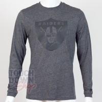 T-shirt à manches longues Oakland Raiders NFL tonal New Era - Touchdown Shop