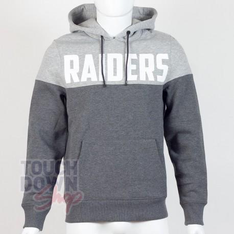 Sweat à capuche Oakland Raiders NFL Cutsew - Touchdown Shop