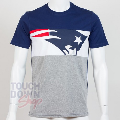 T-shirt New England Patriots NFL Cutsew - Touchdown Shop