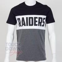 T-shirt Oakland Raiders NFL Cutsew - Touchdown Shop