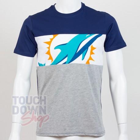 T-shirt Miami Dolphins NFL Cutsew - Touchdown Shop