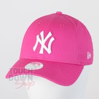 Casquette NY New York Yankees MLB essential 9FORTY New Era Femme