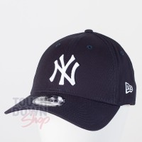 Casquette NY New York Yankees MLB league basic 9FORTY New Era Navy