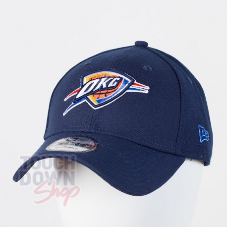 Casquette Oklahoma City Thunder NBA the league 9FORTY New Era - Touchdown Shop