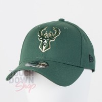 Casquette Milwaukee Bucks NBA the league 9FORTY New Era