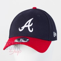 Casquette Atlanta Braves MLB the league 9FORTY New Era