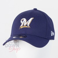 Casquette Milwaukee Brewers MLB the league 9FORTY New Era