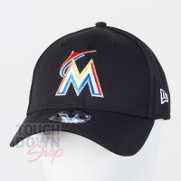 Casquette Miami Marlins MLB the league 9FORTY New Era - Touchdown Shop