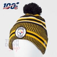 Bonnet Pittsburgh Steelers NFL On Field 2019 sport HM New Era