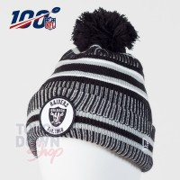 Bonnet Oakland Raiders NFL On Field 2019 sport HM New Era