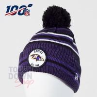Bonnet Baltimore Ravens NFL On Field 2019 sport HM New Era - Touchdown Shop