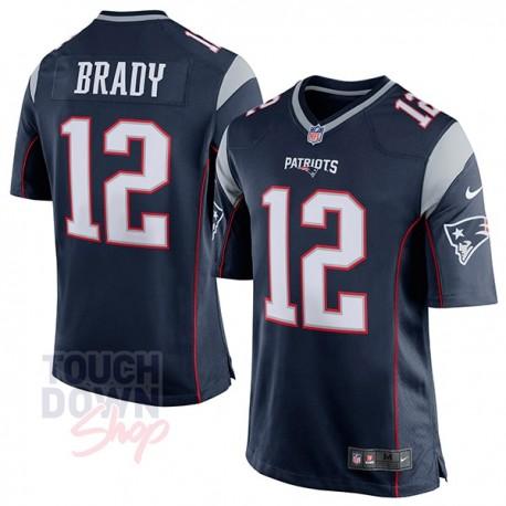 Maillot NFL New England Patriots Tom Brady Nike