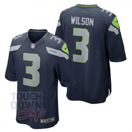Maillot NFL Seattle Seahawks Russell Wilson Nike - Touchdown Shop