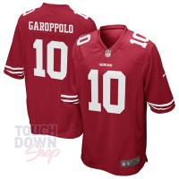 Maillot NFL San Francisco 49ers Jimmy Garoppolo Nike