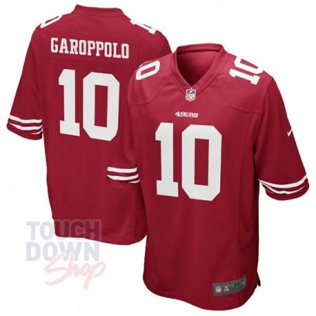 Maillot NFL San Francisco 49ers Jimmy Garoppolo Nike - Touchdown Shop
