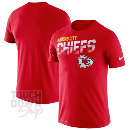 T-shirt Kansas City Chiefs NFL Legend Nike - Touchdown Shop