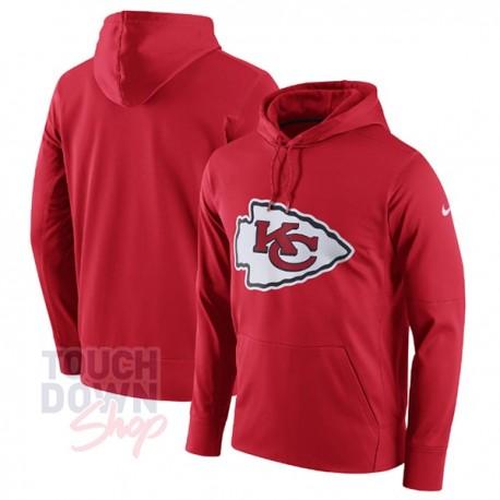 Sweat à capuche Kansas City Chiefs NFL essential Nike - Touchdown Shop