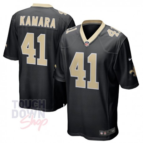 Maillot NFL New Orleans Saints Alvin Kamara Nike - Touchdown Shop